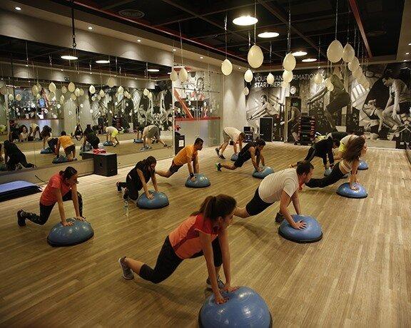 Carrera Fitness Bellevue Residence