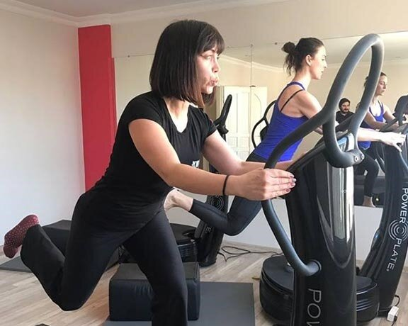 Lifestyle Ladies Power Plate