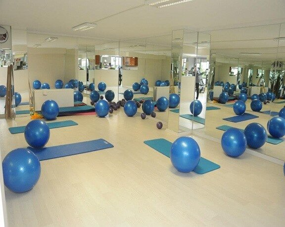 Athletic Fitness Center