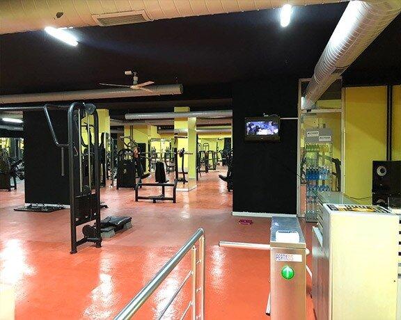 8Fit Gym Club
