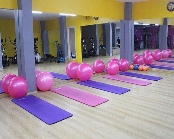 Lotus Gym For Ladies