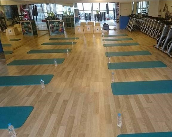 Central Point Fitness