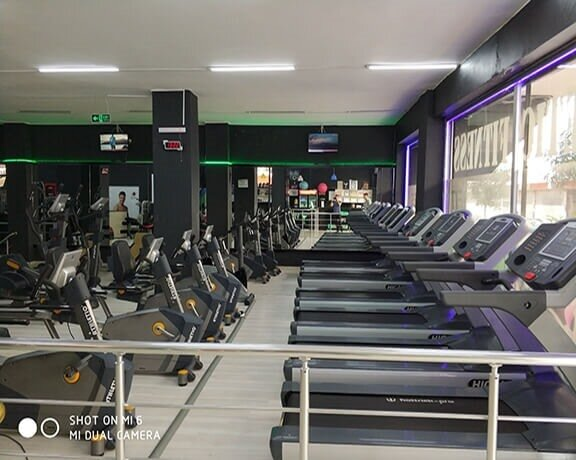 Athletic Fitness Sport Club Bahçelievler