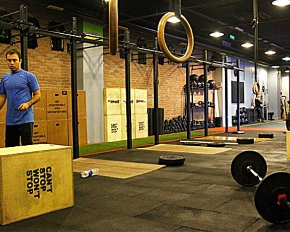 Crossfit Balaban Levent