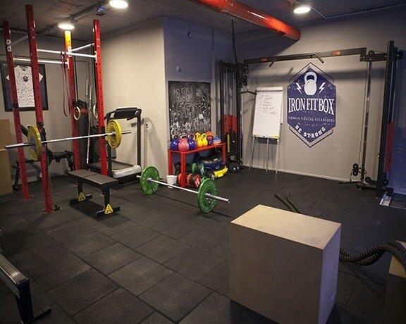 Ironfitbox