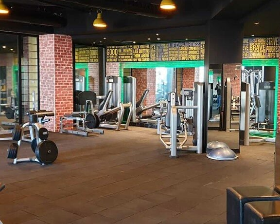 Life Health Fitness Club