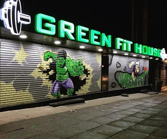 Green Fit House