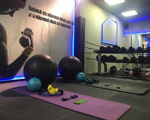 Arena Fitness Center