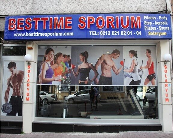 Best Time Sporium
