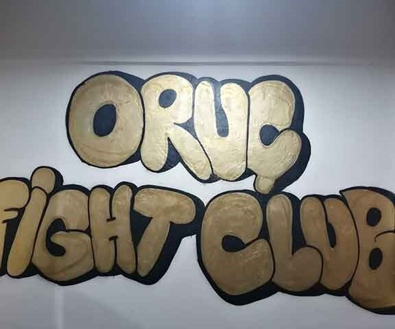 İsmail Oruç Fight Club