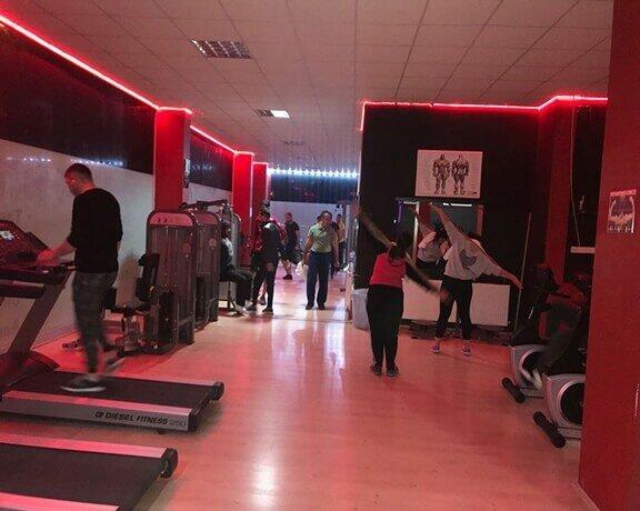 Türkoğlu Gym