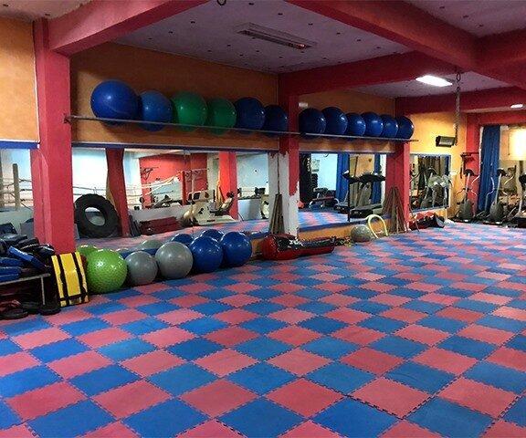 Hilmi Yavuz Spor Salonu