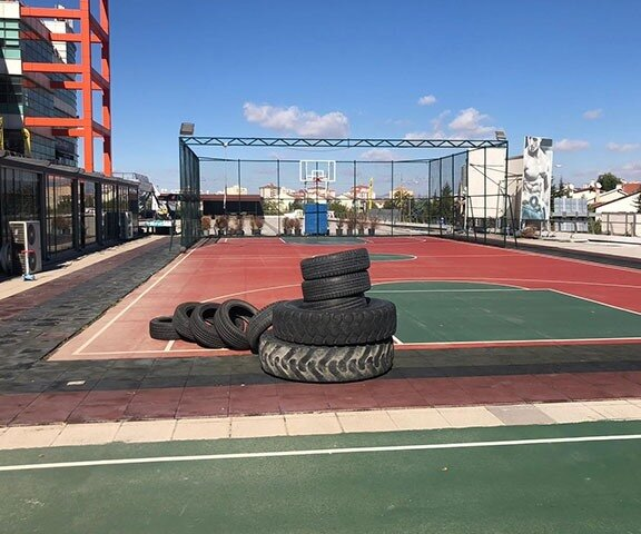 Graffiti Rekor Sports Club
