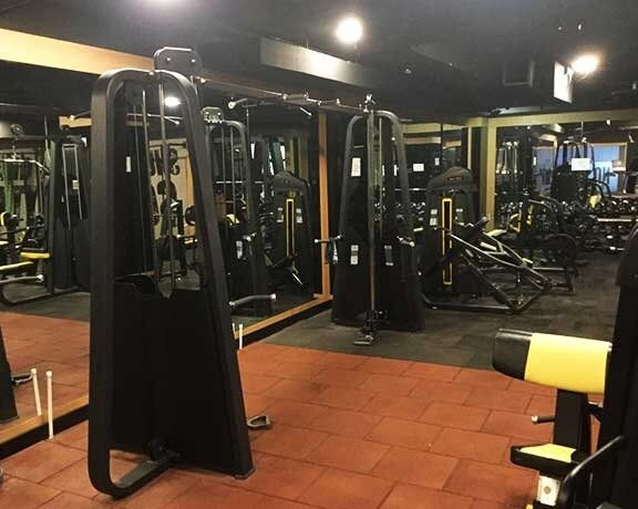 Sunrise Fitness & Spa