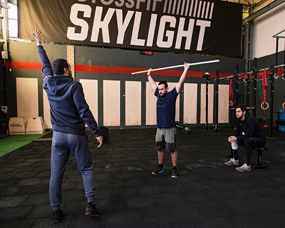 Crossfit Skylight
