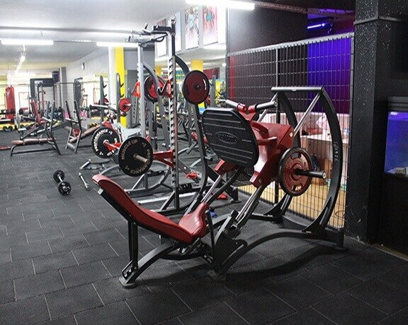 Stonecold Gym (Powerzone Gym)